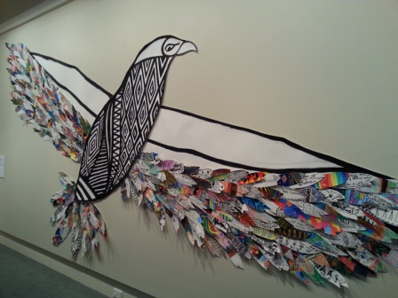 Geelong Gallery 2015 Reconciliation Week  - Bunjil